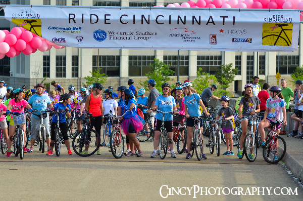 Bike Cincinnati Ride and ages enjoy bike riding