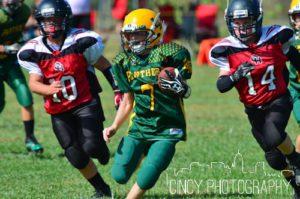 cincinnati football photography