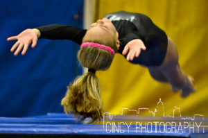 cincinnati gymnastics photographer