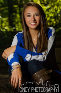Cincinnati Senior Portraits