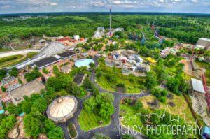 Kings Island Amusement Park