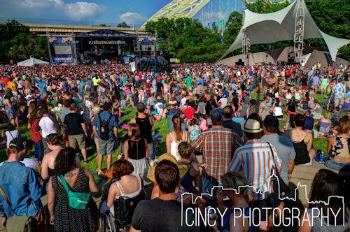 Cincinnati Bunbury Music Festival Photos and Photography