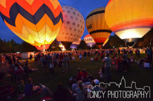 coney island balloon glow