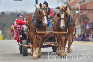 Lebanon Horse Drawn Carriage Parade
