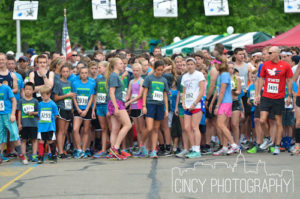 Cincinnati Forest Hills 5K Race