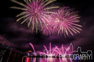 WEBN Fireworks Cincinnati
