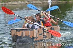 Little Miami Cardboard Regatta