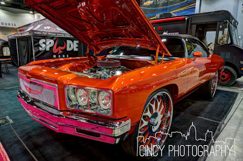 Cavalcade Of Customs >> Cincinnati Cavalcade Of Customs Car Show Photos