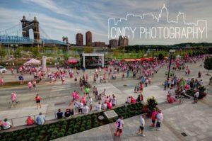 Cincinnati Komen Race for the Cure